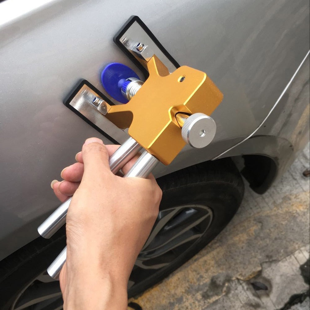 18 Piece: Universal Car Dent Lifting Repair Tool