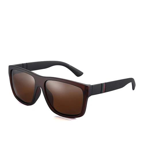 Retro Polarized Driving Sunglasses