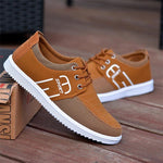 Men's Casual Sport Fashioned Canvas Sneakers