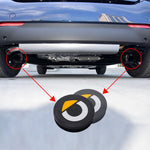 2 pcs Waterproof Rust Protection Cover for Smart Car