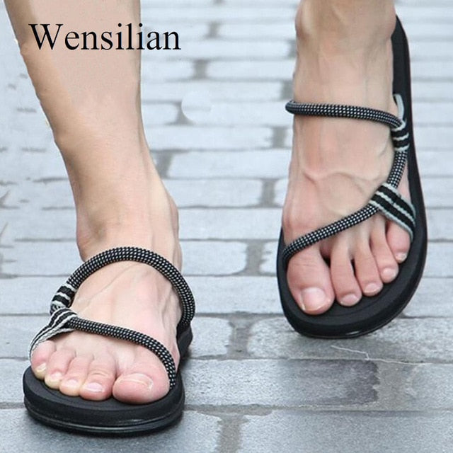 Men's Gladiator Roman Beach Sandals