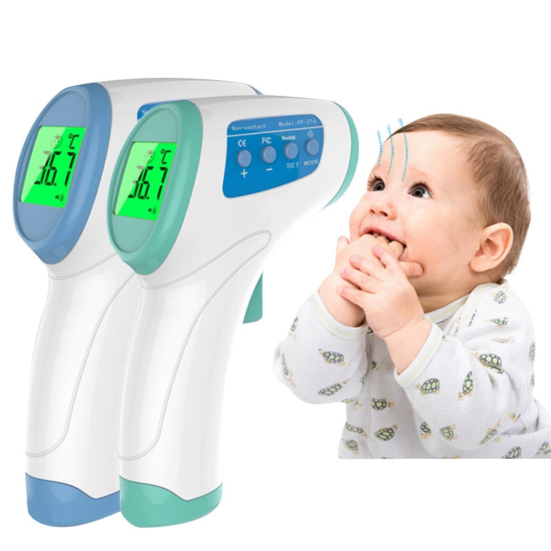 Multi-Function Digital Non-Contact Infrared Forehead Thermometer