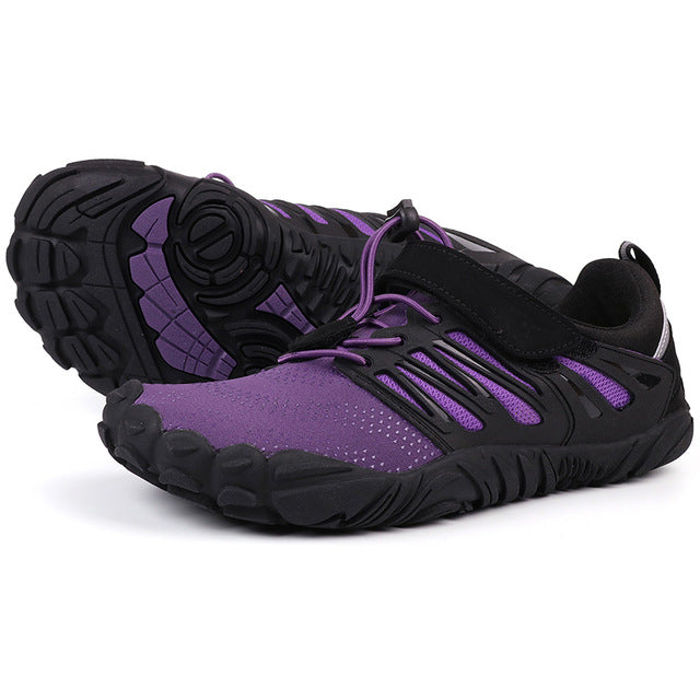 Unisex Breathable Five Toe Water & Hiking Shoes