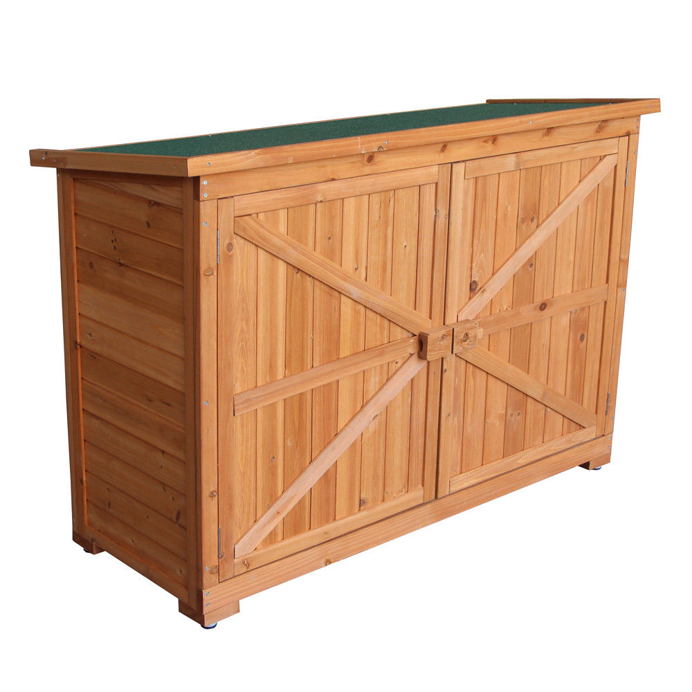 "38"" Outdoor Garden Storage Shed"