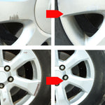 Car Wheel Scratch Repair Paint with Brush