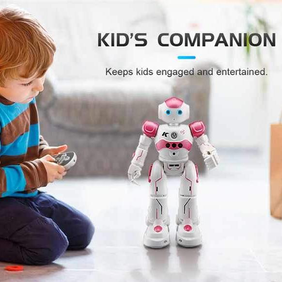 USB Rechargeable Dancing Smart Control Robot