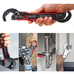 Adjustable Magic Multi-Function Universal Spanner Wrench