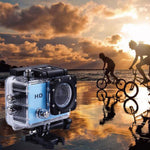 Full 1080P HD Waterproof Sport ActionCam