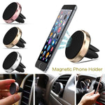 Universal Car Air Vent Magnetic Cell Phone Mount