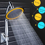 Rainfall Water Saving Handheld Shower Head