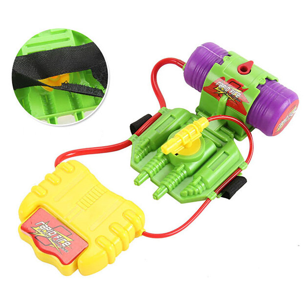 Kids Tactical Wrist Squirt Gun Toy