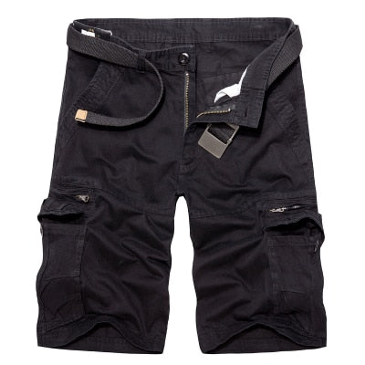 Men's Casual Outdoor Summer Cargo Shorts