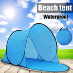 Outdoor Automatic Pop-Up UV Beach Picnic 2-3 Person Tent