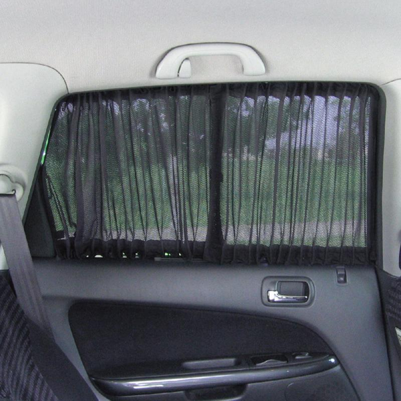 Adjustable Car SUV Window Anti-UV Sun Shade 2 pcs