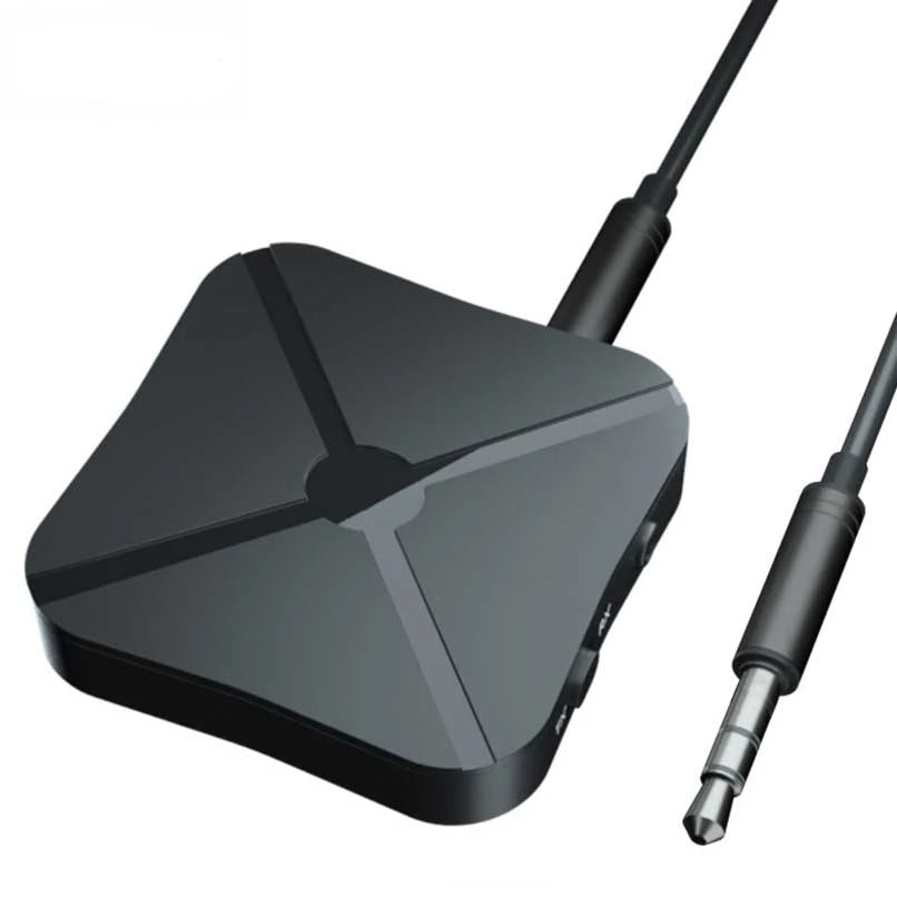 2 In 1 Wireless Bluetooth 4.2 Audio Receiver Transmitter for TV