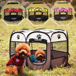Portable Folding Outdoor Puppy Playpen Tent