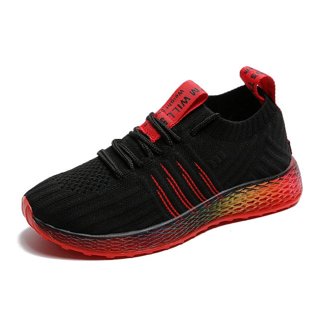 Women's Off-White Breathable GelComfort Absorption Fitness Shoes