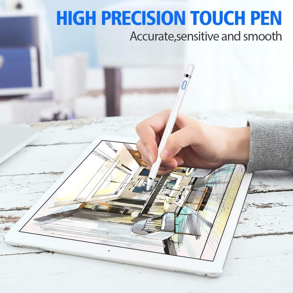 Smart Active Touch Pen Stylus for iOS and Android