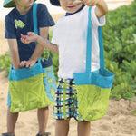 Kid's Summer Beach Play Sand Storage Bag