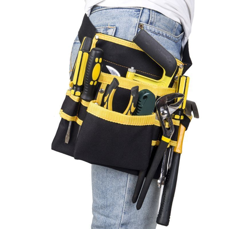 Cloth Multi-functional Electrician Tool Belt