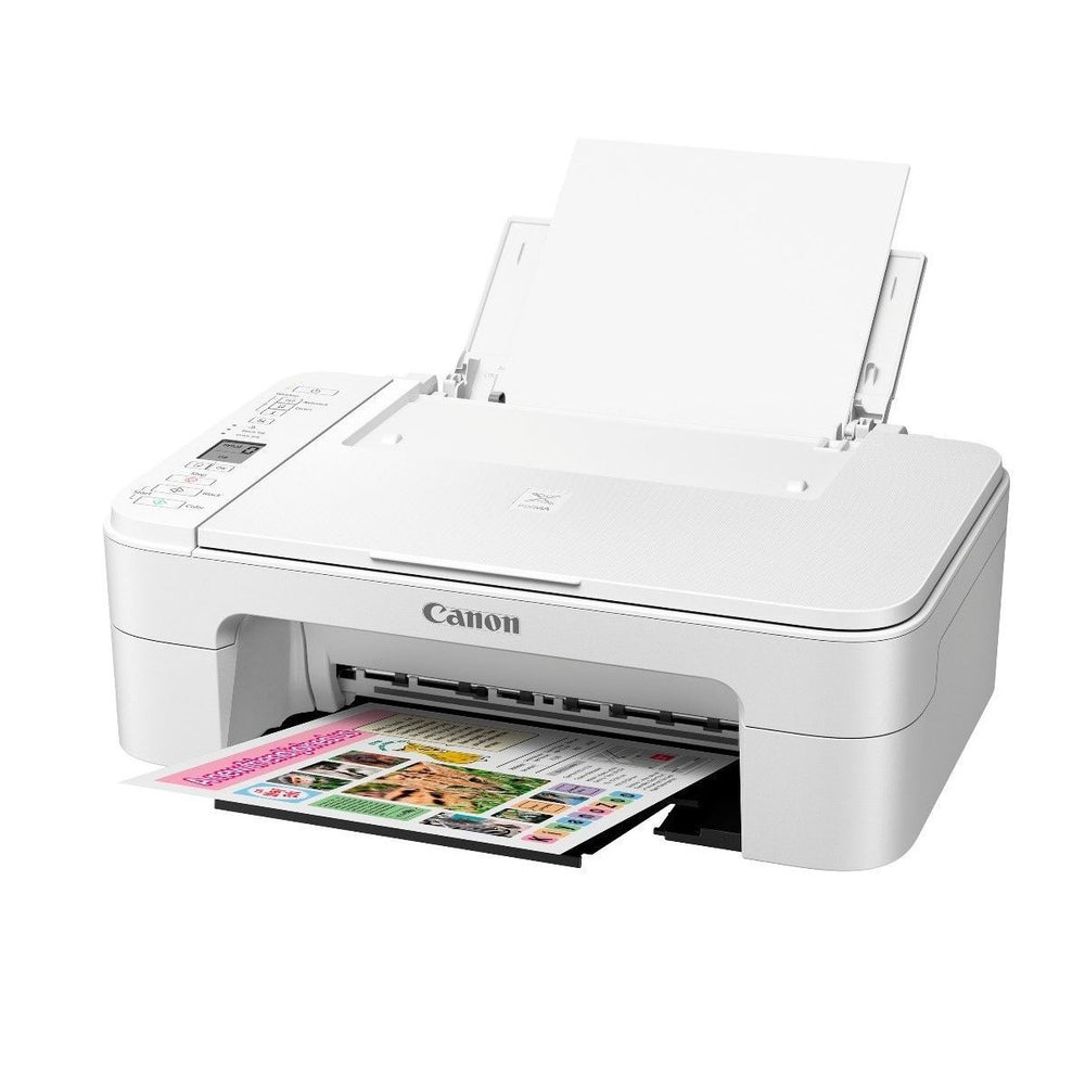 Canon Pixma TS3122 All-In-One Wireless Inkjet Printer (Refurbished)