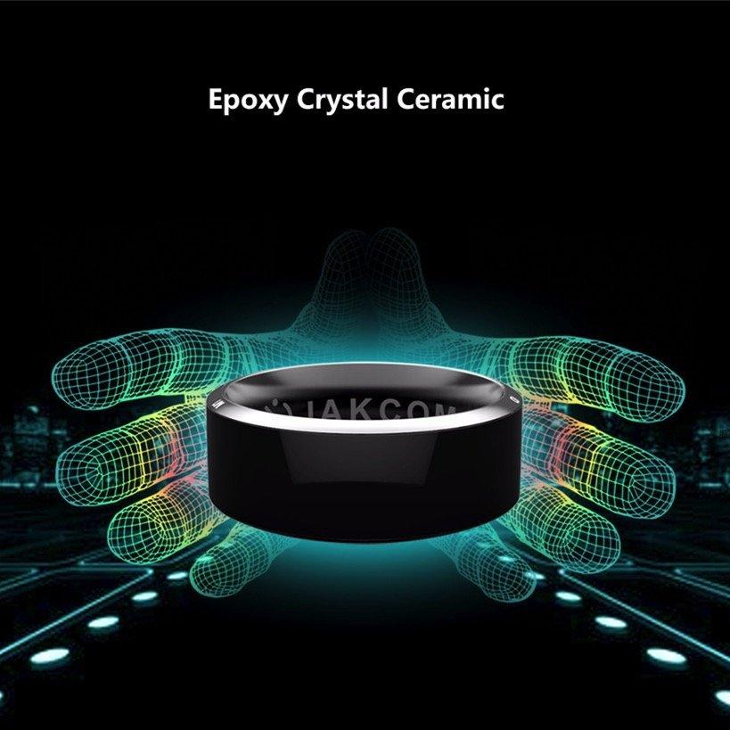 Electronic Waterproof Smart Ring