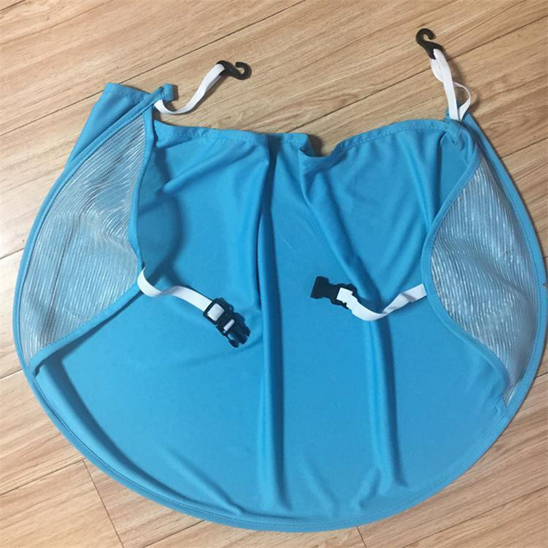 Sun Visor Cover for Infant Stroller