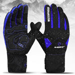 Men's Full Finger Thermal Athletic Outdoor Gloves