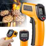 Digital Laser Infrared Non-Contact Thermometer Gun