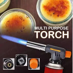 Professional Kitchen Butane Flamethrower Torch