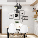 Self-Adhesive 3D Brick Wallpaper