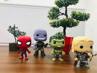 Original and Licensed Marvel Products at Best Prices