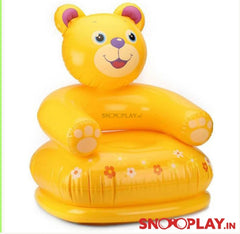 Teddy-seat-soft-toys-kids-india-snooplay