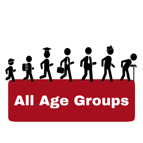 all age groups