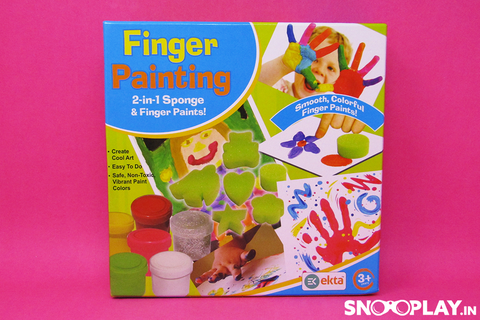 Finger painting Art Game Online India Best Price
