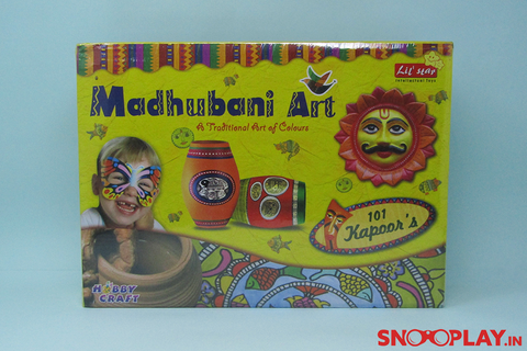 Madhubani Art & Craft Game Online India Best Price