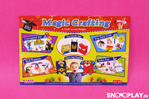 Magic Crafting Art & Craft game Online India Best Price