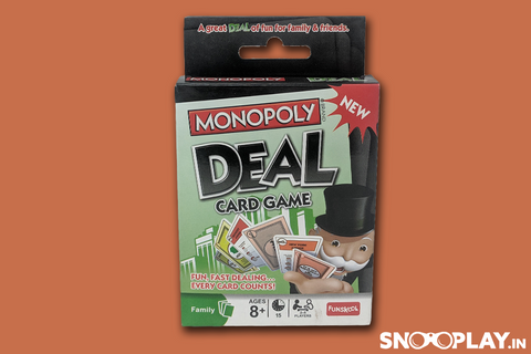 Monopoly Deal card Game Online India Best Price