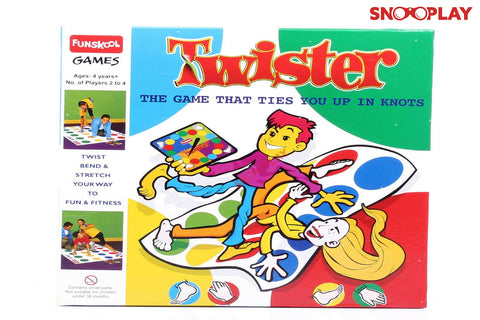 Twister fun games kids games party games for adults buy online india at best price free shipping