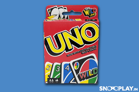Uno Card game Online India Best Price