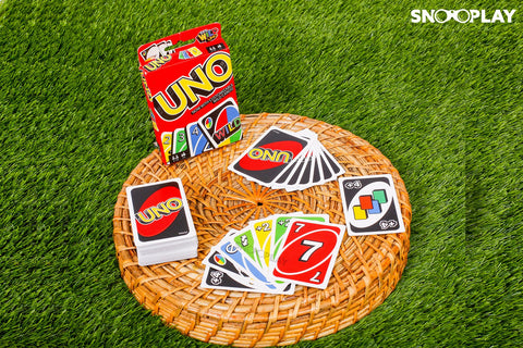 UNO Card Games For Kids Party Games For Adults Buy Online India at Best Price Free Shipping
