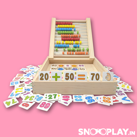 Wooden Multi function game