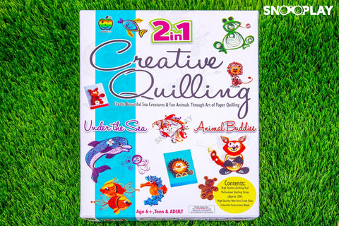 Creative Quilling Art and Craft Game Online India Best Price