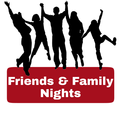 family and friends night