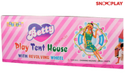 Betty Play Tent House for kids  buy online:- Snooplay.in