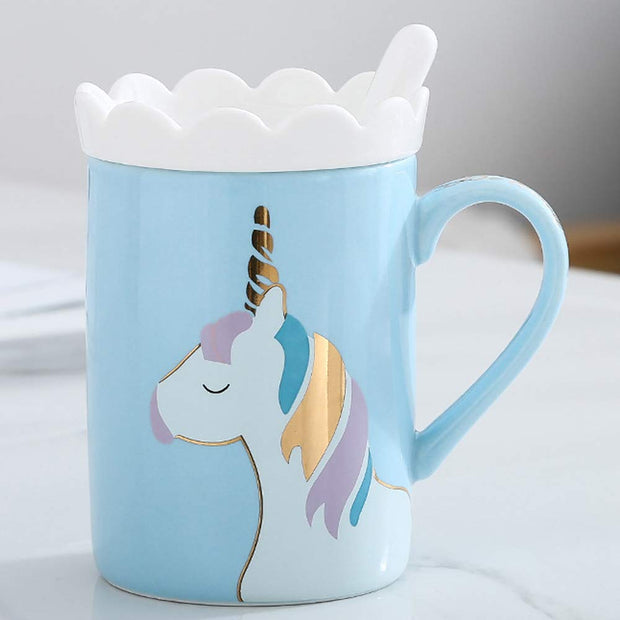 A perfect gift for girls who  have a unicorn collection among their toy collection
