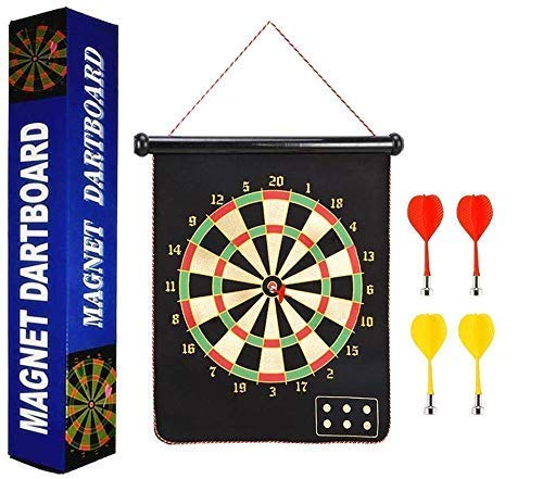 Love to play darts? Well, then this new version of the dart game is specially made for you