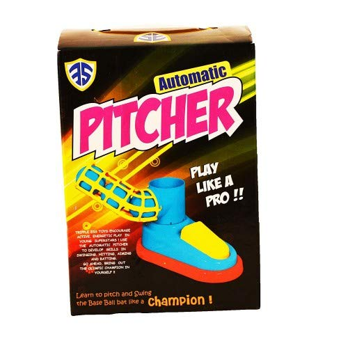 Automatic Pitcher Game (Base Ball for Kids)
