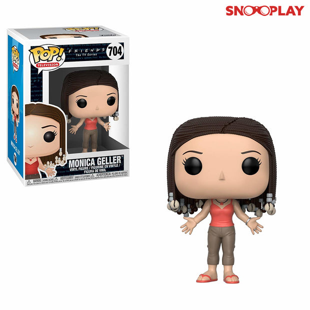 Friends 'Monica Geller' Collectible - Funko Pop Figure