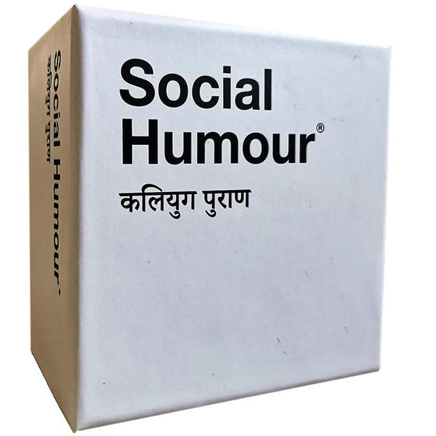 Social Humour Cards Game - Extension Pack (The Ultimate Party Game)